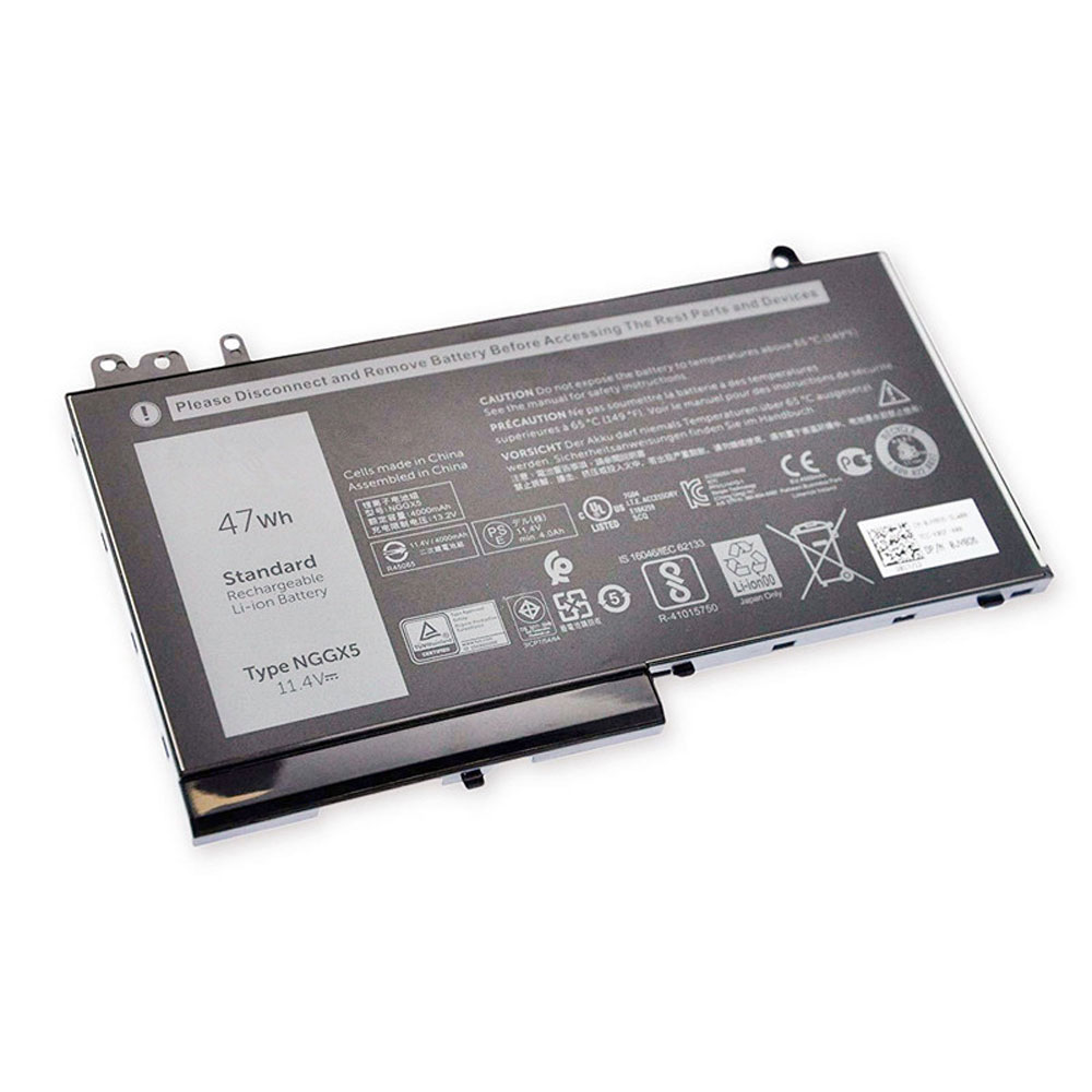 DELL NGGX5 batterie