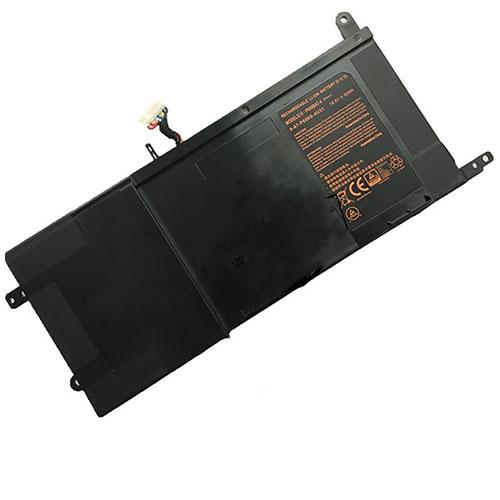 Clevo P650BAT-4 batterie