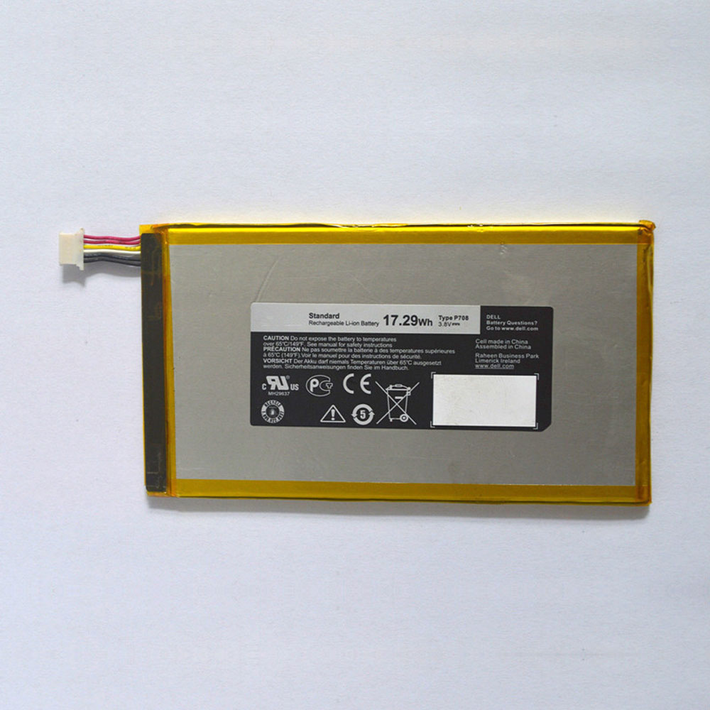 Dell P708 batterie