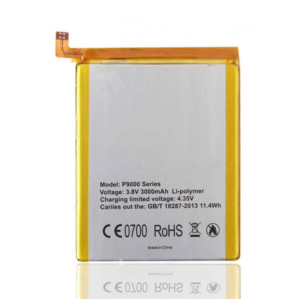 ELEPHONE P8000 batterie
