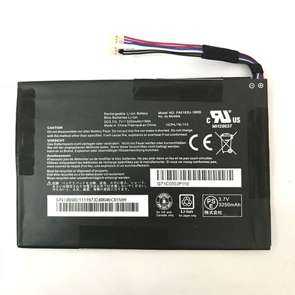 Toshiba PA5183U-1BRS batterie