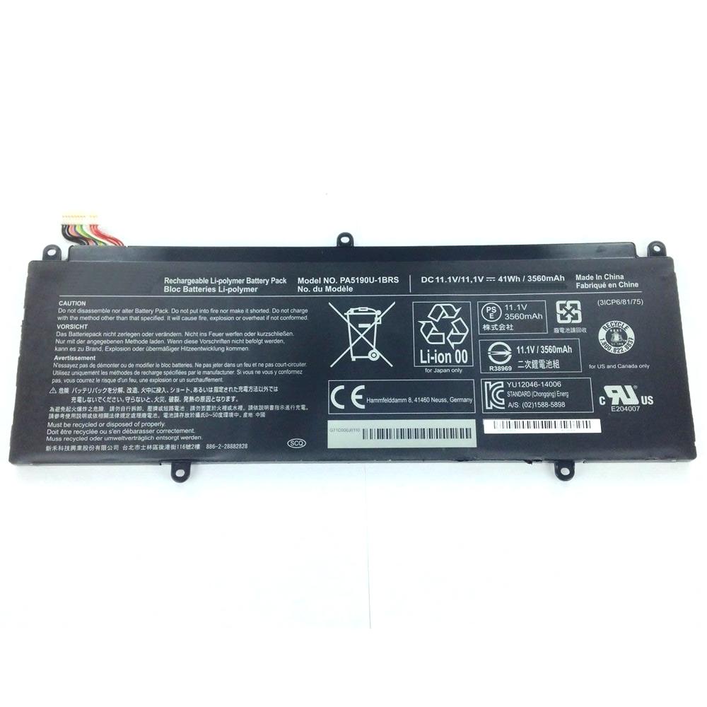 Toshiba PA5190U-1BRS batterie