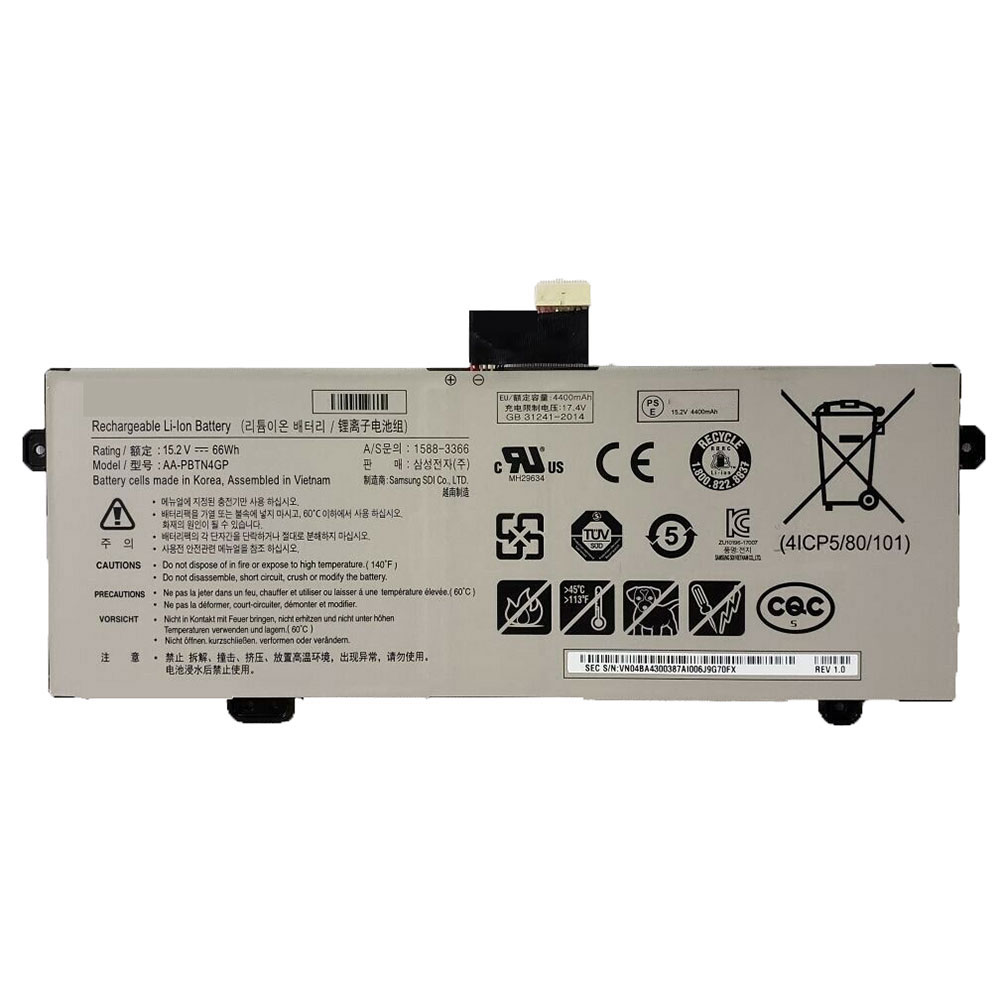 Samsung AA-PBTN4GP batterie
