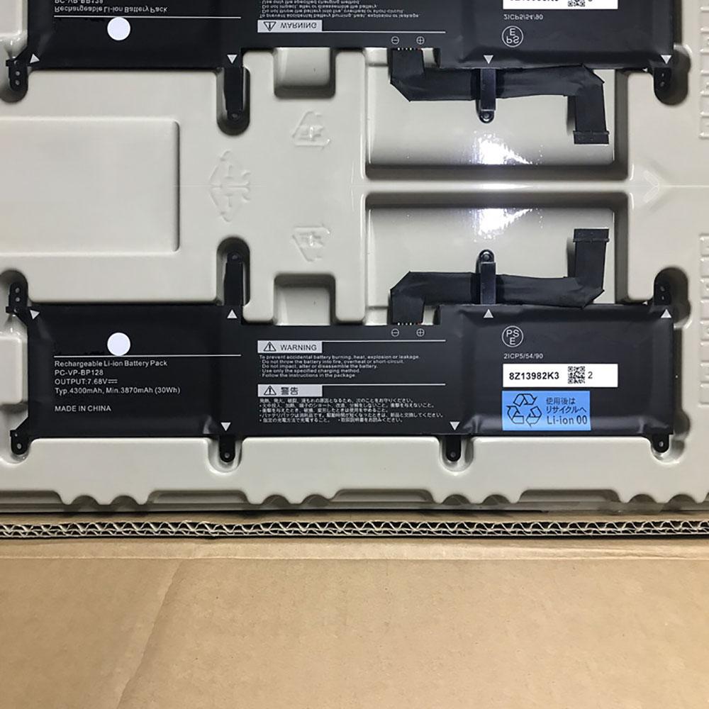 NEC PC-VP-BP128 batterie