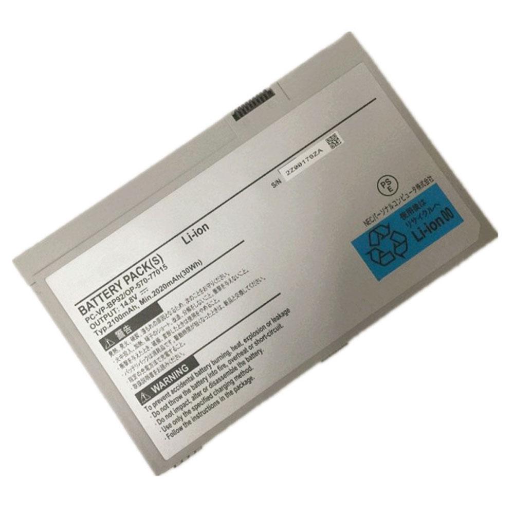 NEC PC-VP-BP92 batterie