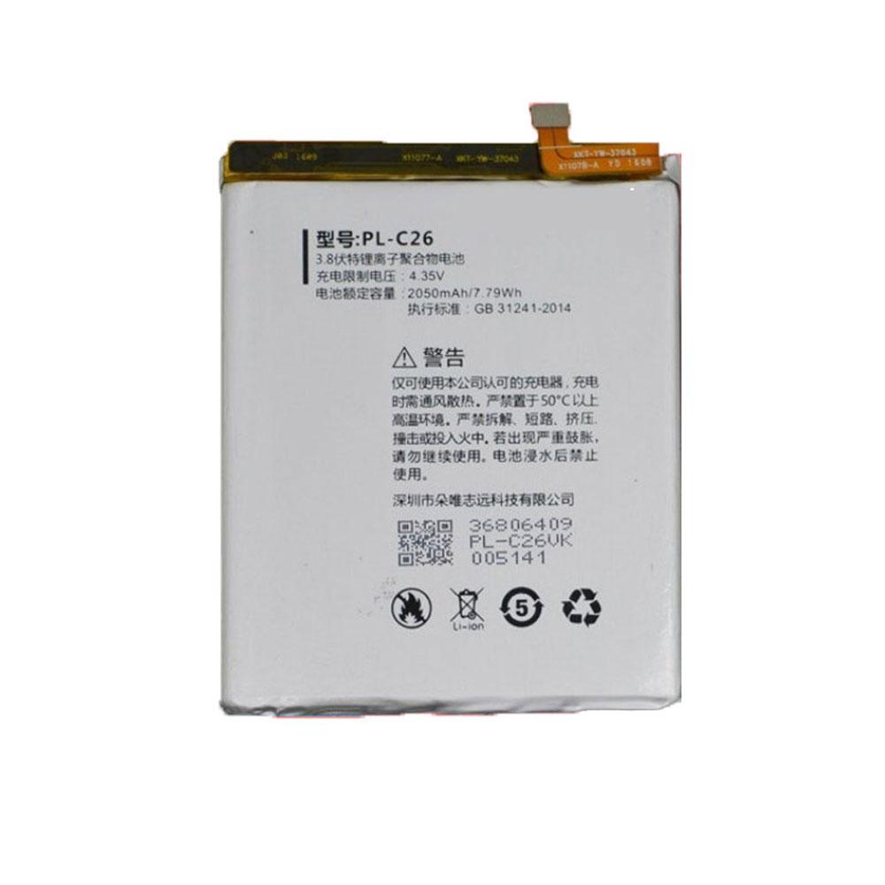 DOOV PL-C26 batterie