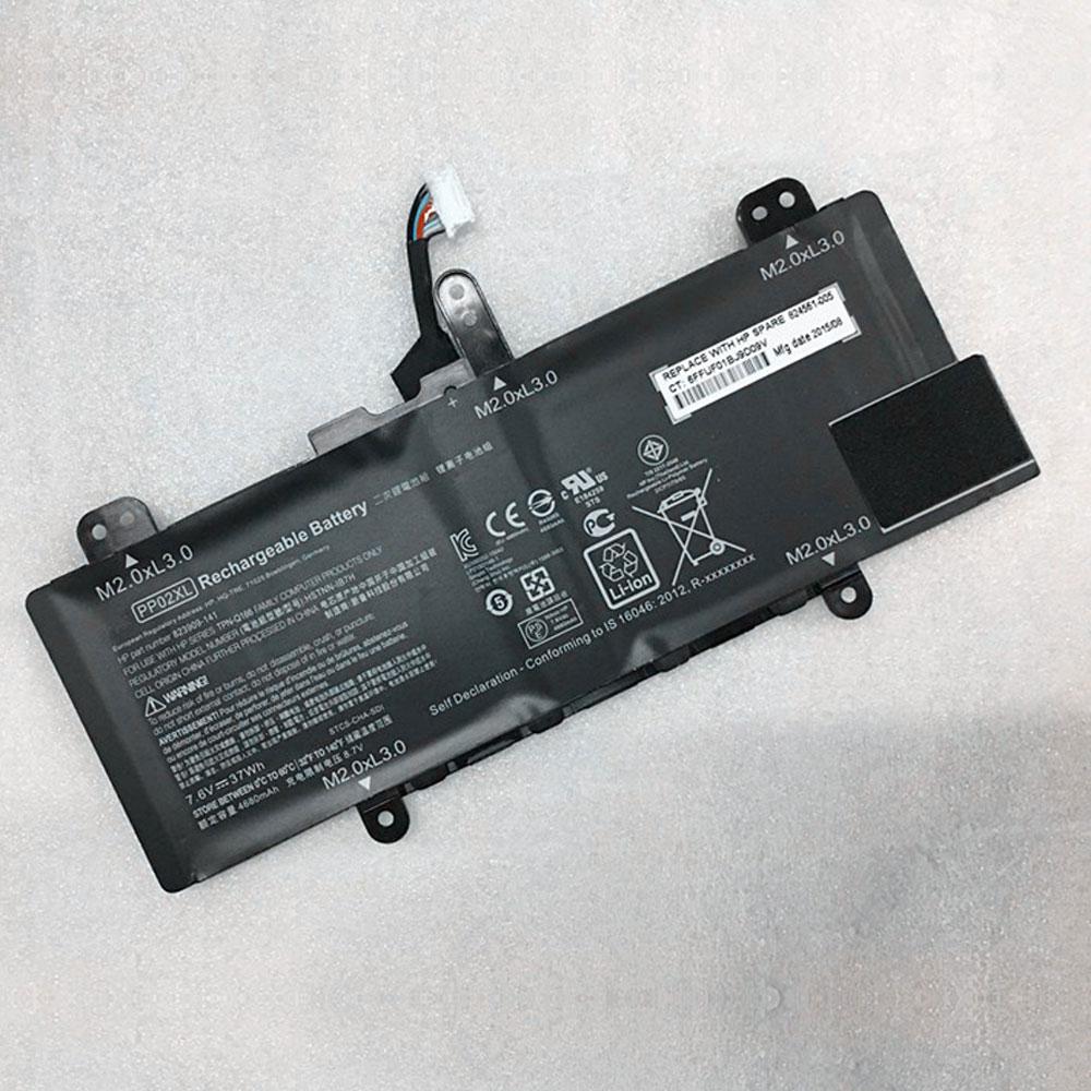HP PP02XL batterie