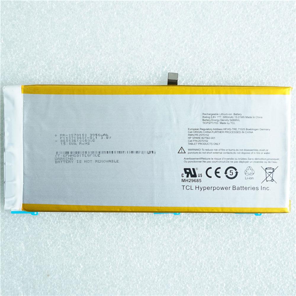 HP PR-2570152 batterie