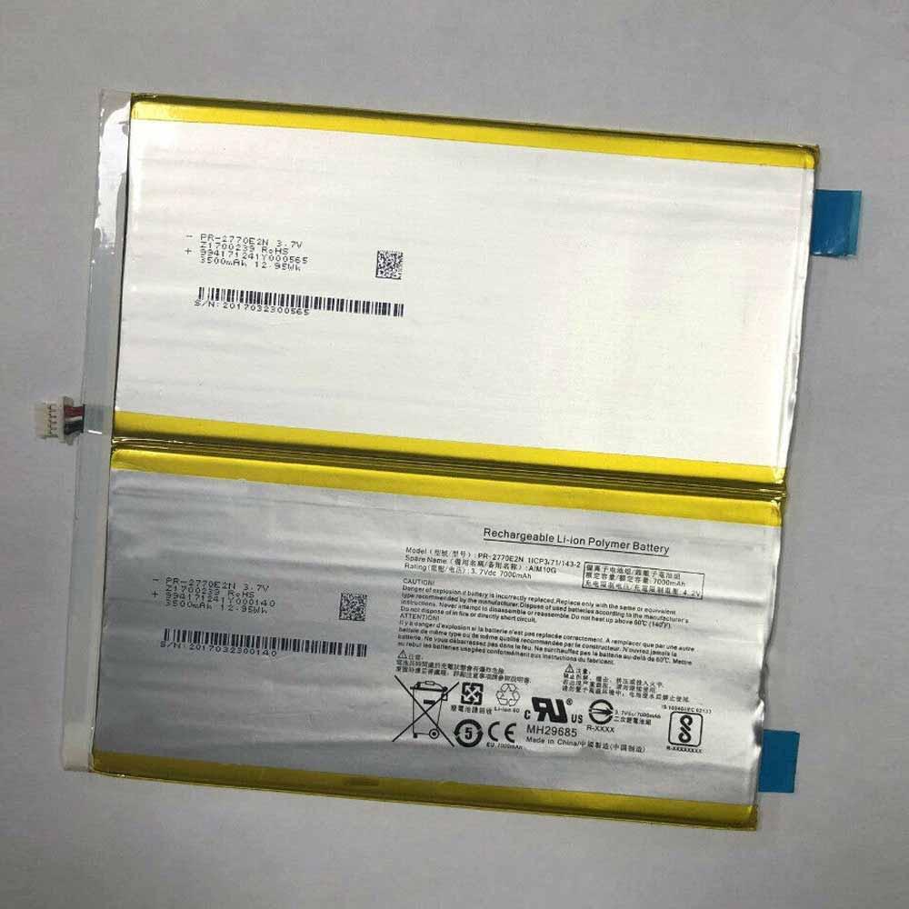 Acer PR-2770E2N batterie