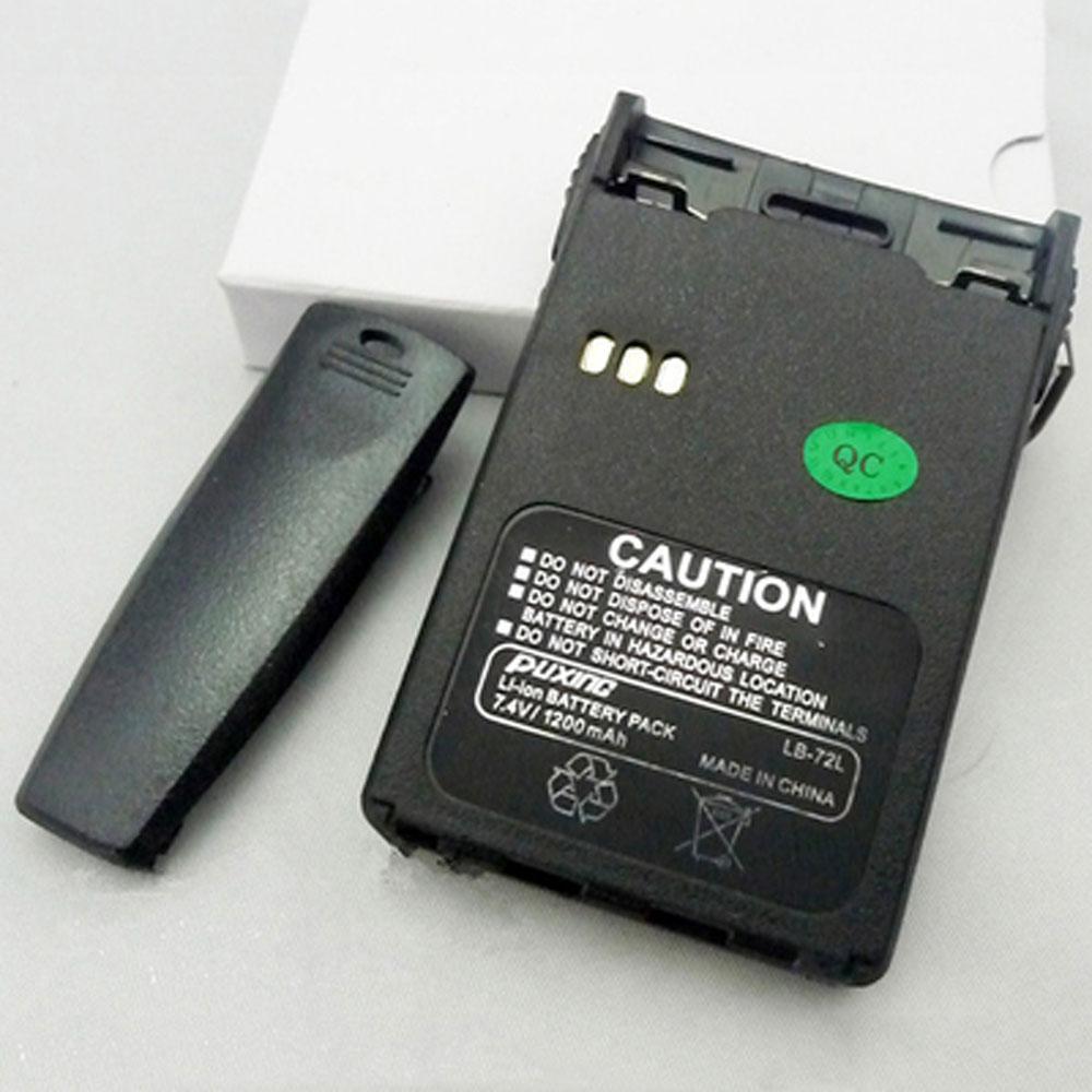 PUXING PB-72L batterie