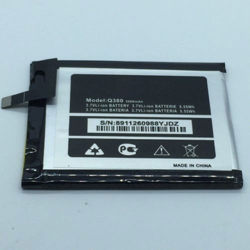 Micromax Q380 batterie