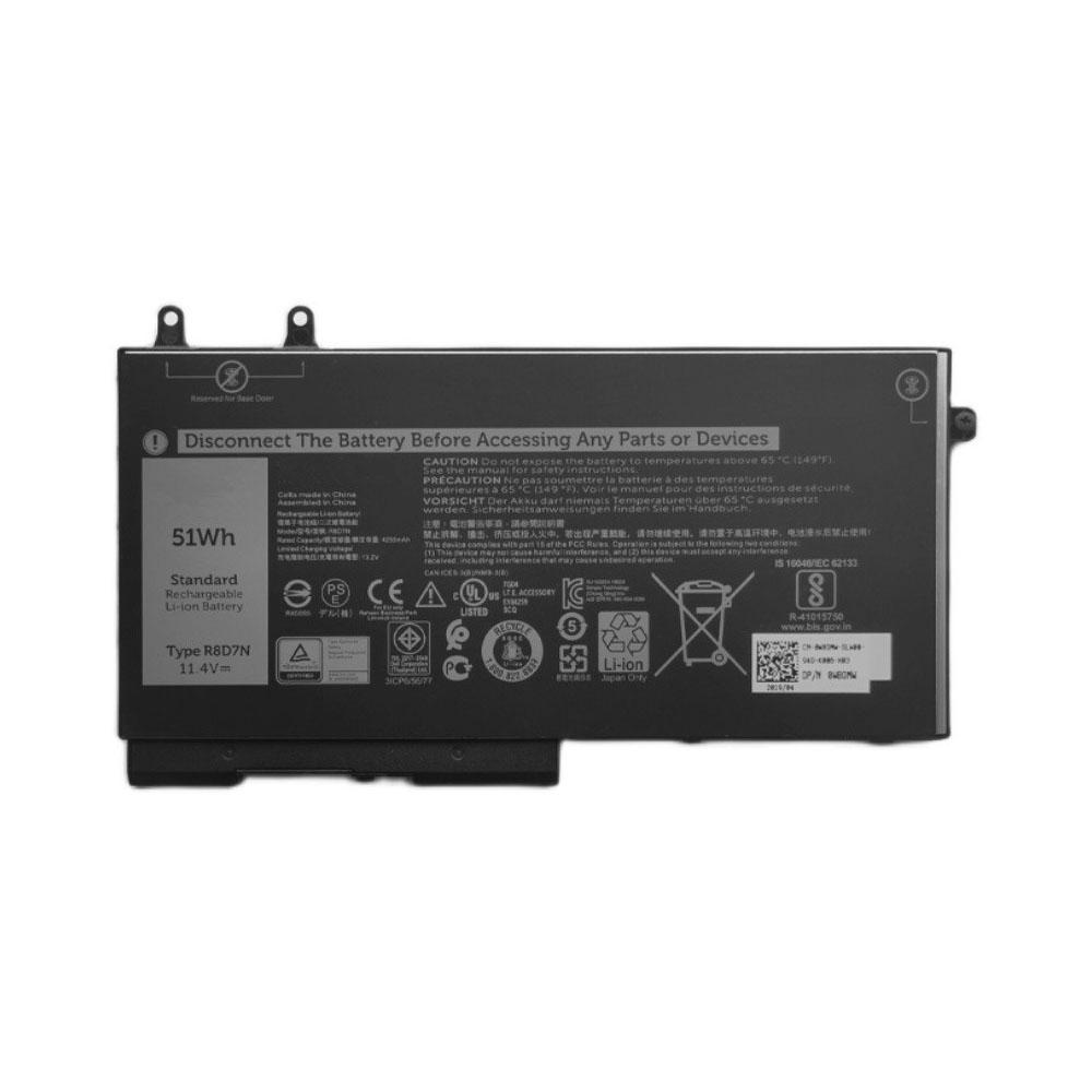 Dell R8D7N batterie