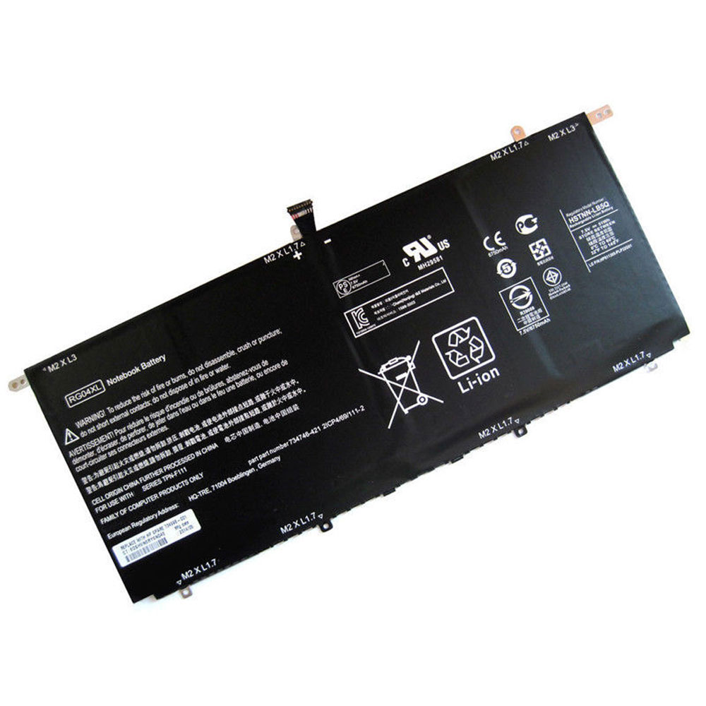 HP RG04XL batterie