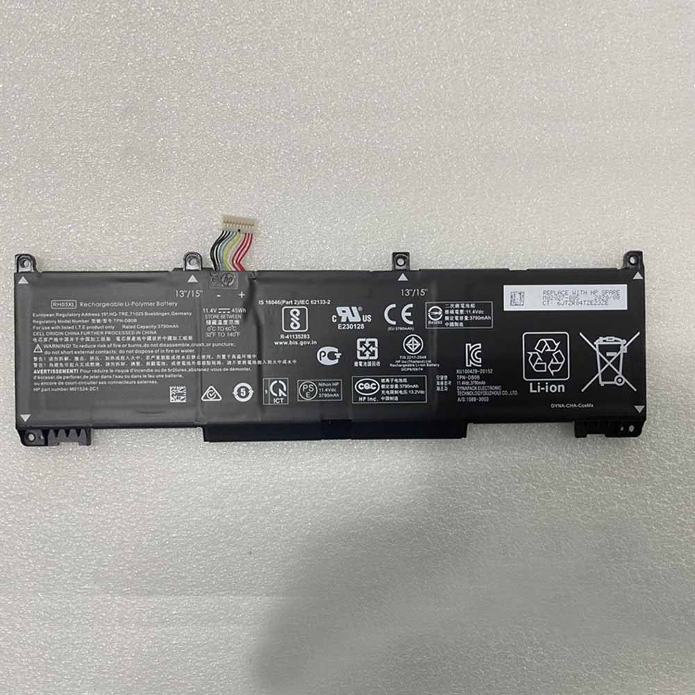 HP RH03XL batterie