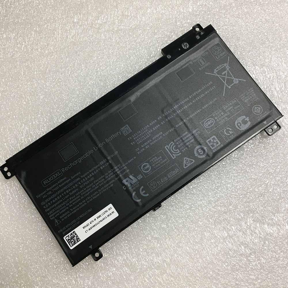 HP RU03XL batterie