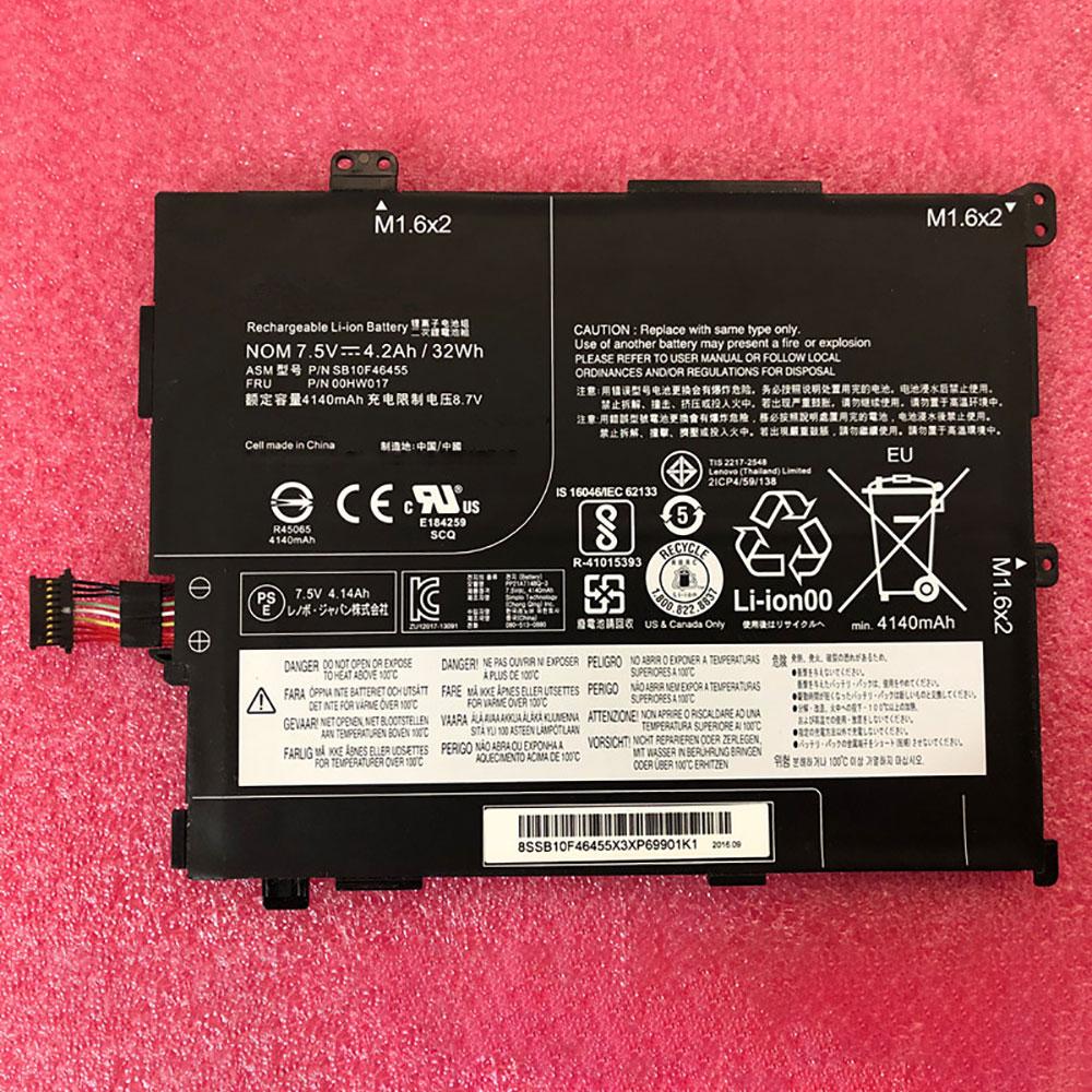 Lenovo SB10F46455 batterie