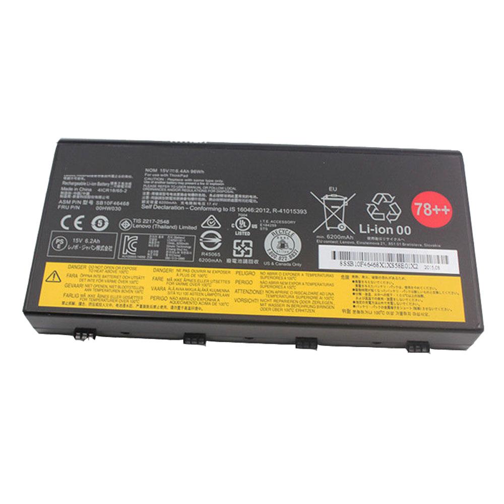 Lenovo 00HW030 batterie