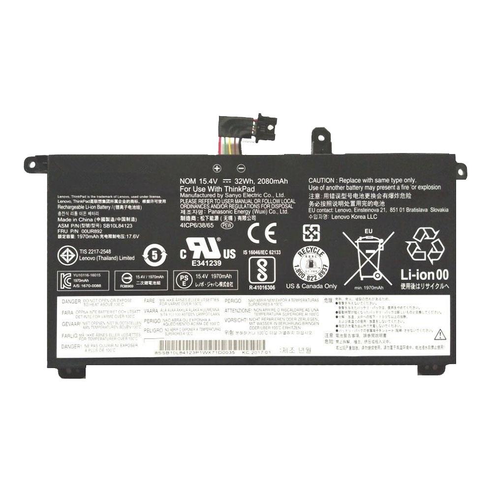 Lenovo 00UR891 batterie