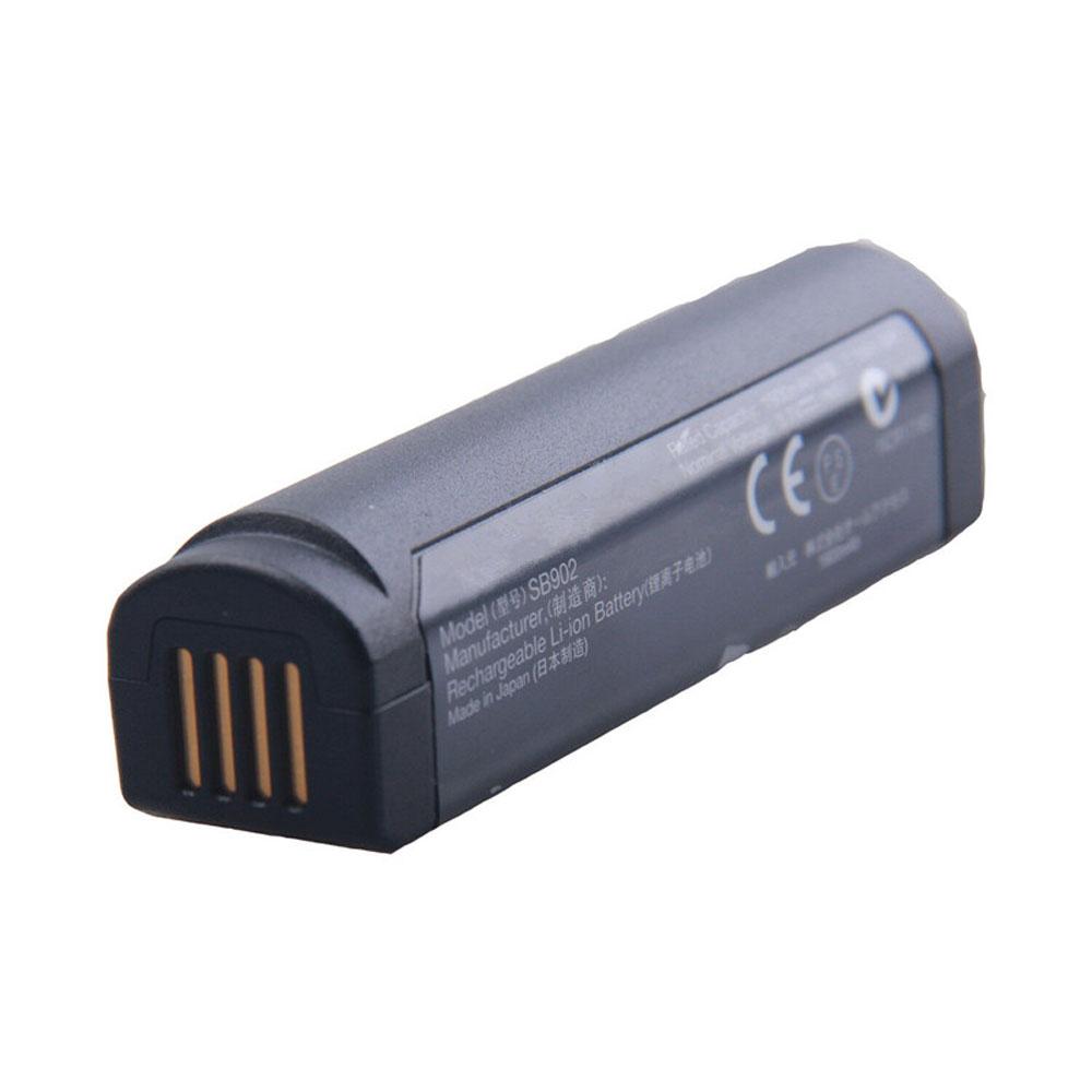 Shure SB902 batterie