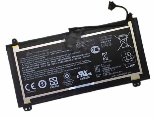HP HSTNN-DB6H batterie