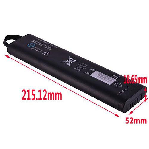GE SM-201-6 batterie