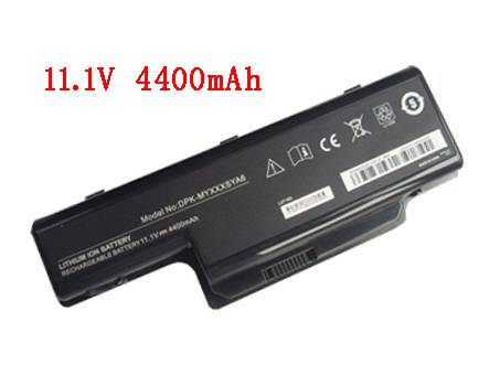 Fujitsu SMP-MYXXXBKA8 batterie