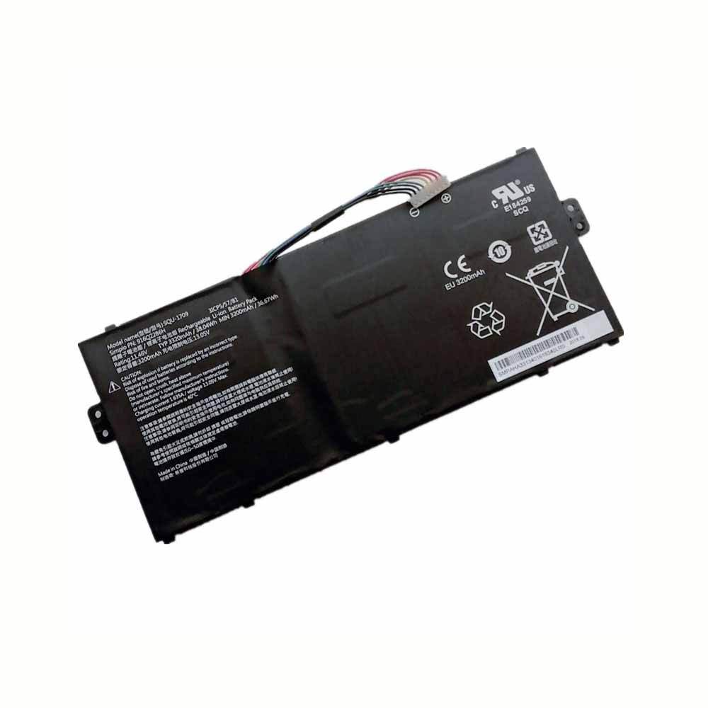 Hasee SQU-1709 batterie