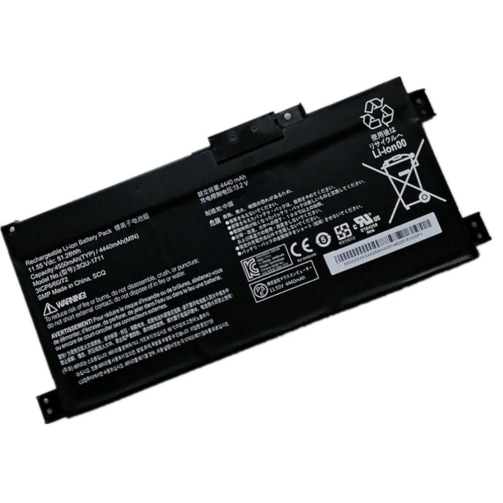 ThundeRobot SQU-1711 batterie