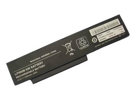 Fujitsu 3UR18650-2-T0182 batterie