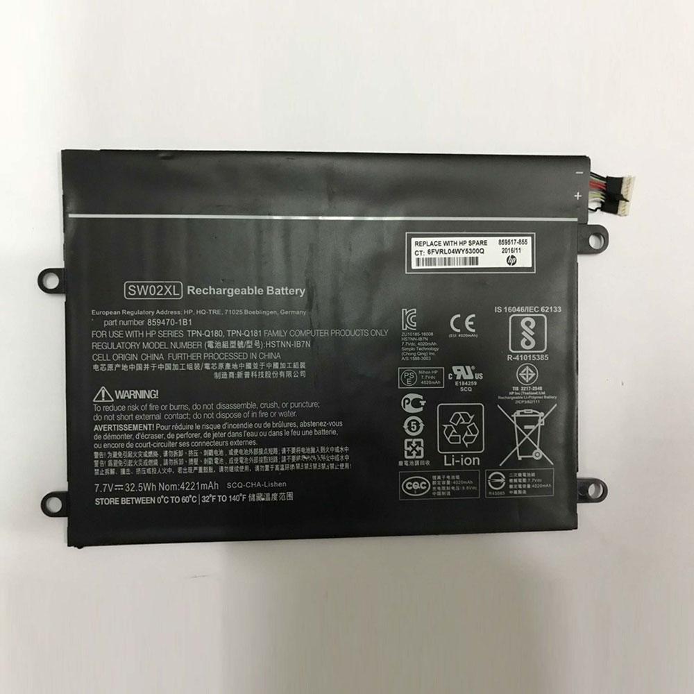 HP HSTNN-IB7N batterie