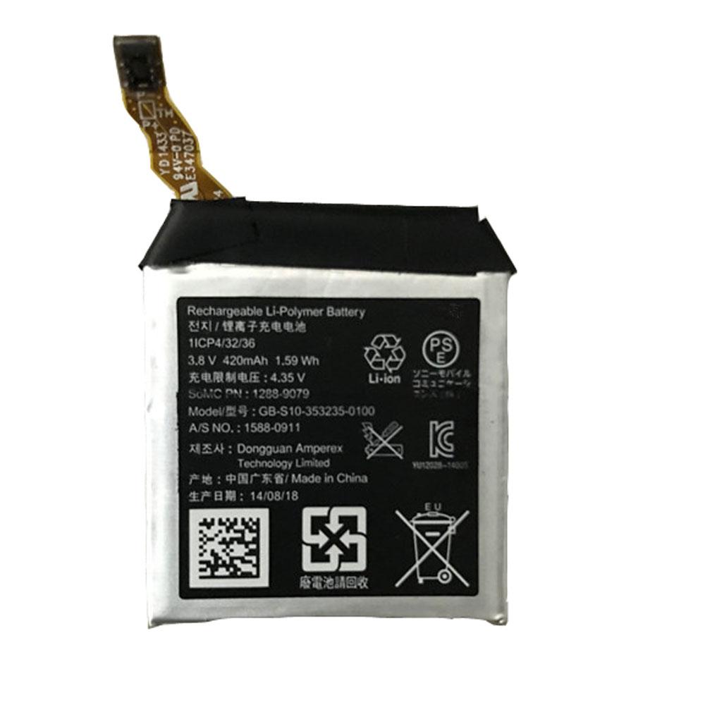Sony GB-S10-353235-0100 batterie