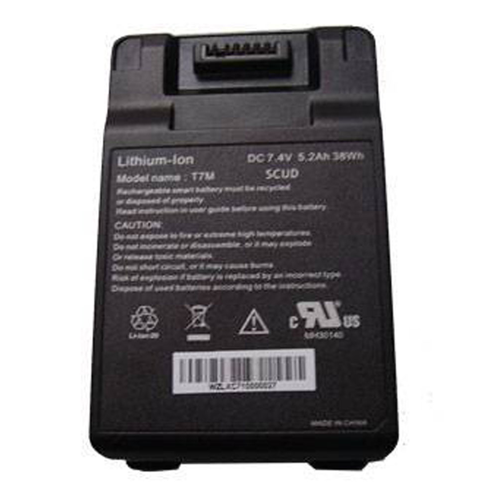 TWINHEAD T7M_SCUD batterie