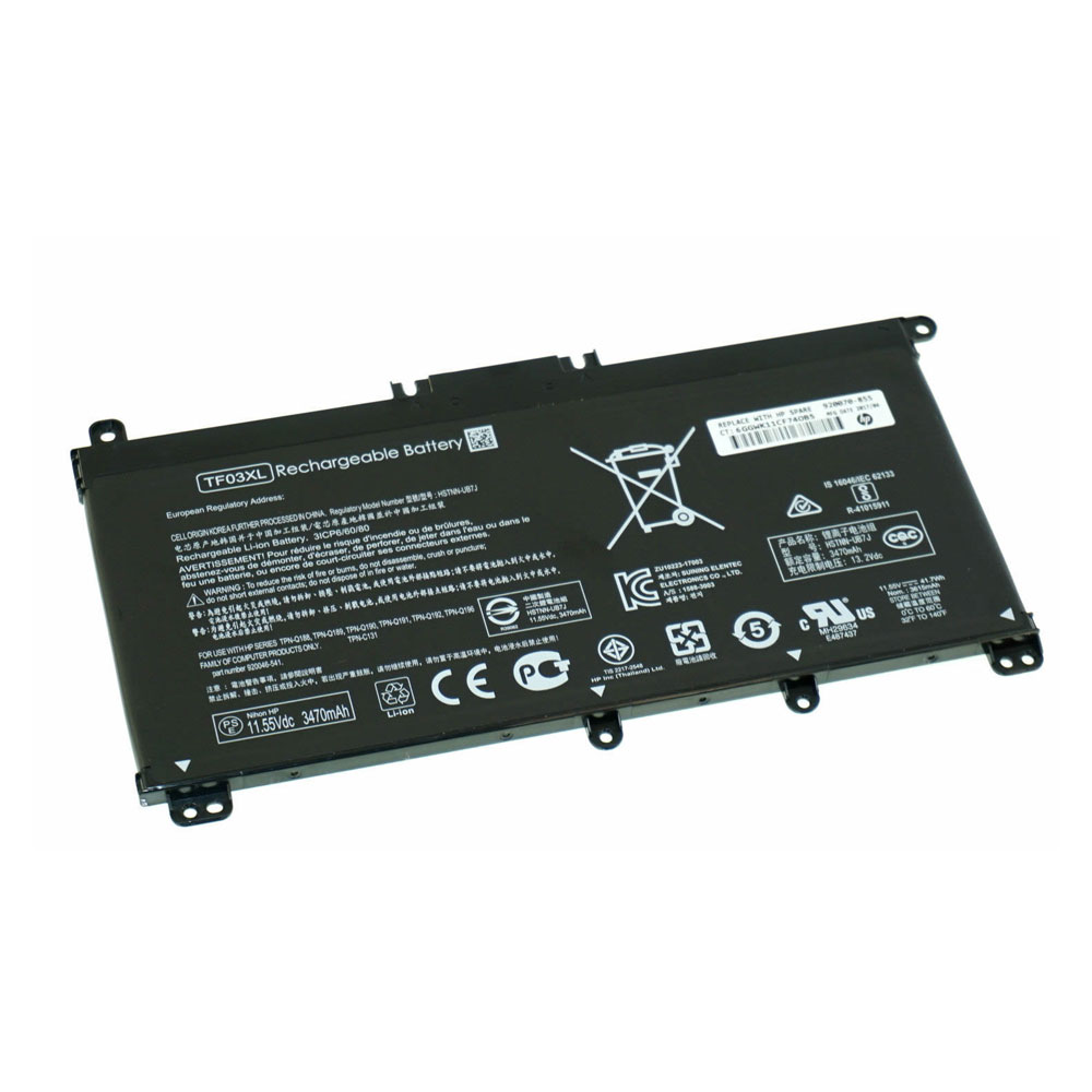 HP TF03XL batterie