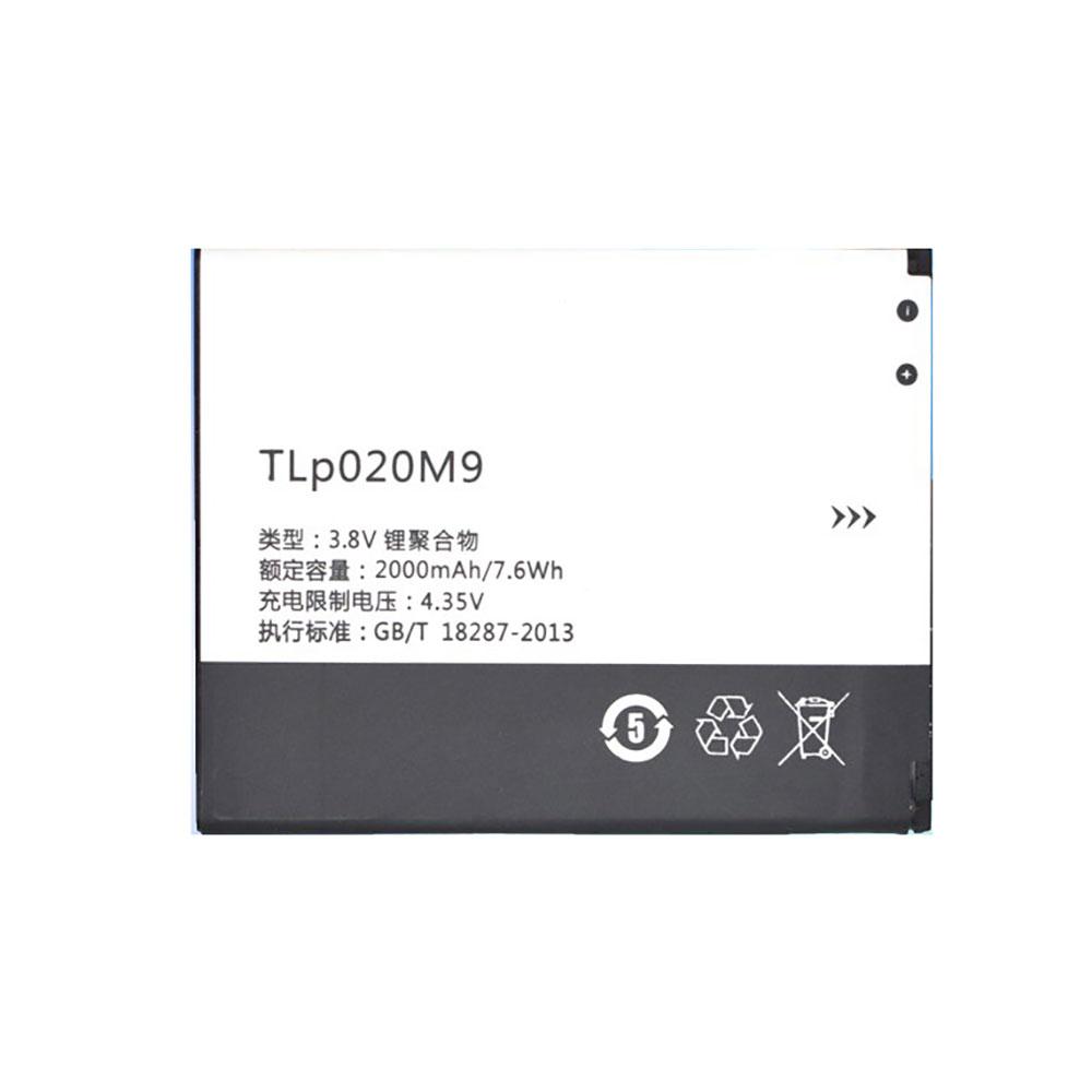 Alcatel TLP020M7 batterie
