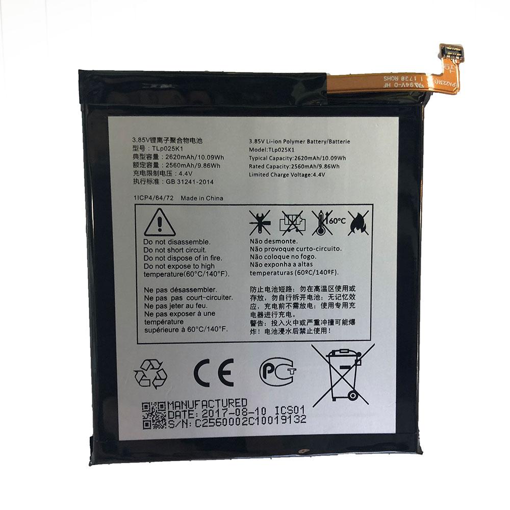 Alcatel TLP025K1 batterie