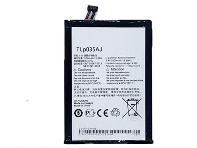 Alcatel TLP035Aj batterie