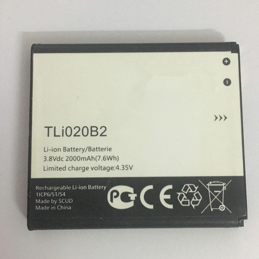 Alcatel TLi020B2 batterie