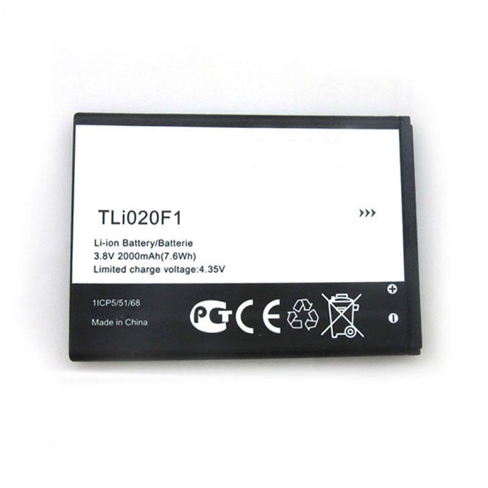 ALCATEL TLI020F1 batterie