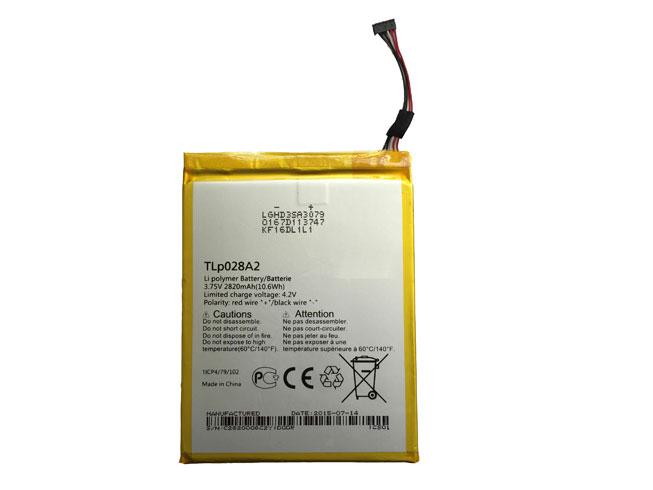 Alcatel TLp028AD batterie