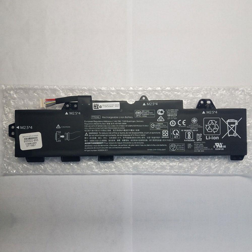 HP TT03XL batterie