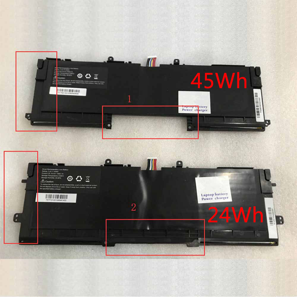 Haswell TU131-TS63-74 batterie