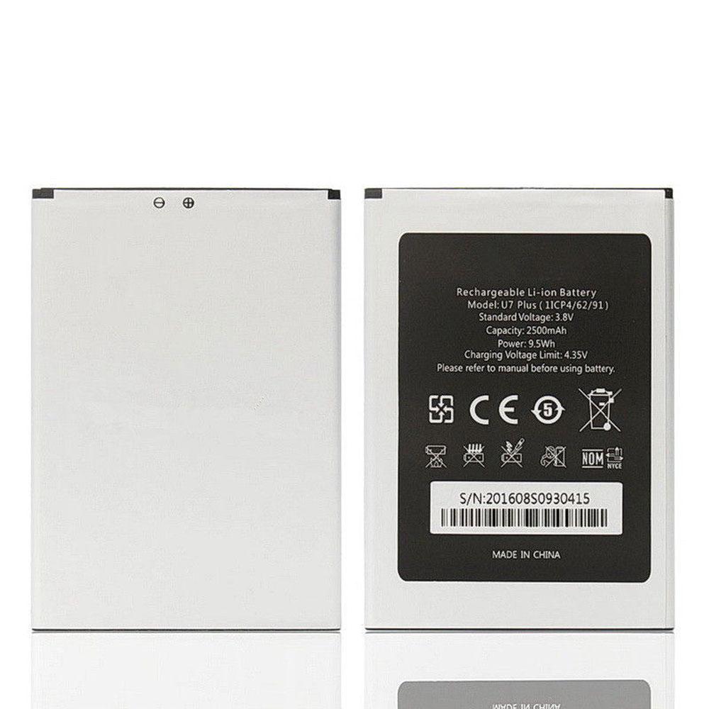 OUKITEL U7 batterie