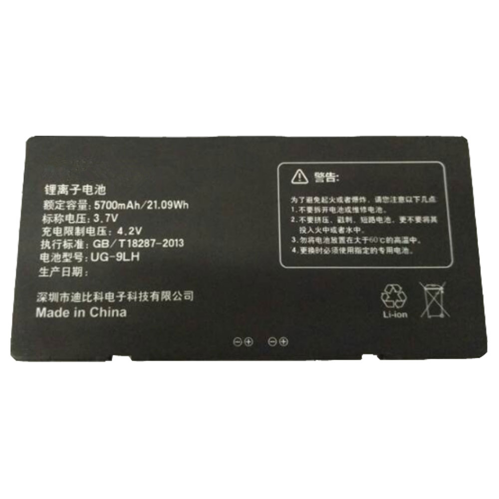 Unistrong UG-9LH batterie