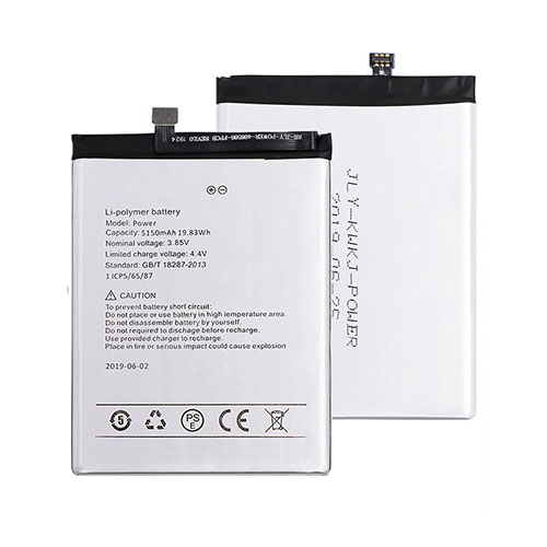 UMI Power batterie