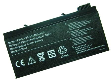 HASEE V30-3S4400-G1L3 batterie