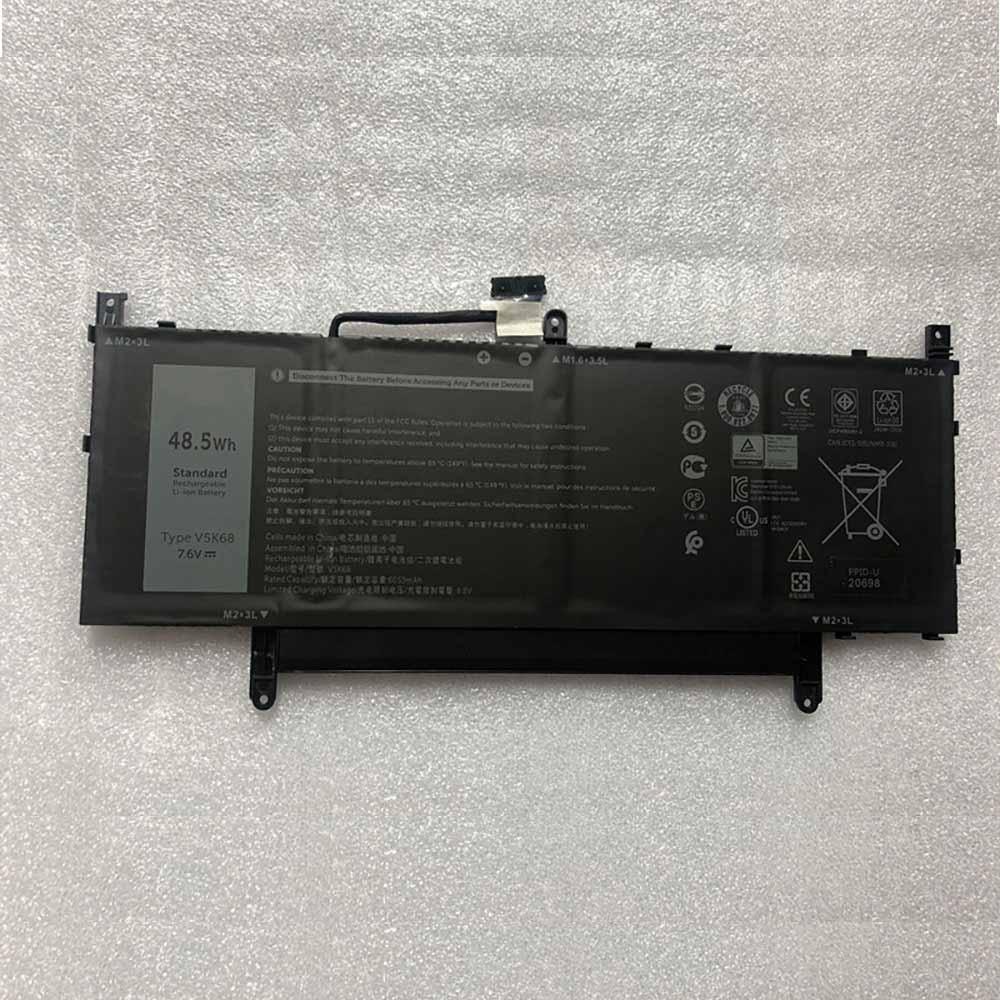 Dell V5K68 batterie