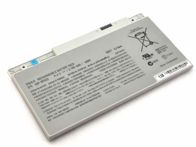 Sony VGP-BPS33 batterie