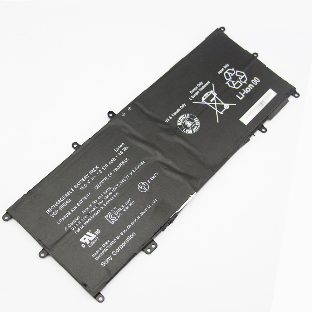 Sony VGP-BPS40 batterie