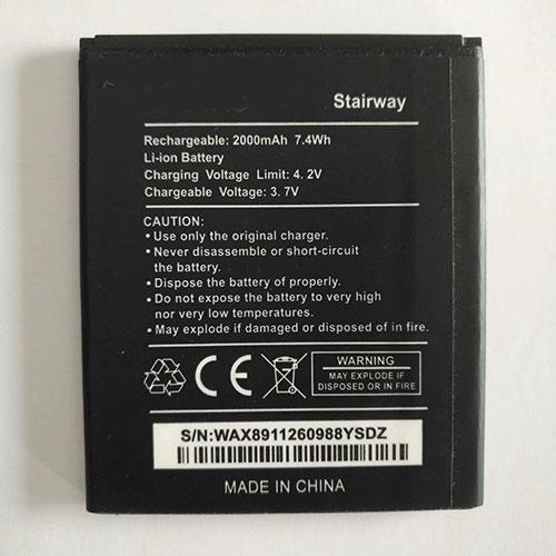 Wiko Stairway batterie