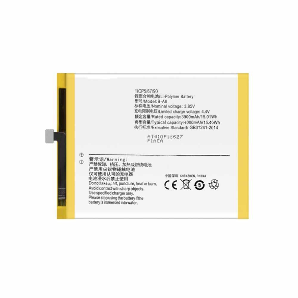 VIVO B-A8 batterie